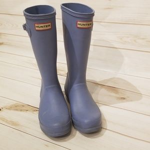🛍SOLD🛍 🤩Hunter Original Boots, Size 3G/2B